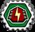 Badge Paré à défendre