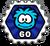 Badge SOS 60