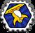 Badge Maxi salto