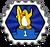 Badge 1ère place