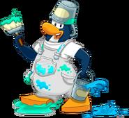 PingouinColoré