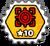 Badge Astro10pro