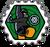 Badge Ninja de Neige