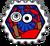 Badge Crabe KO