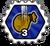 Badge Giga réflexe