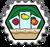 Badge Salade de fruits
