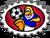 Badge equipe de foot