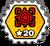 Badge Astro20pro