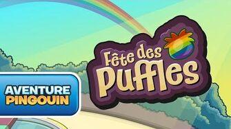Bande annonce la Fête des Puffles!
