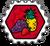 Badge Fruits en folie