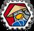Badge Carte de Sensei