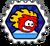 Badge Bonus glacé