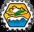 Badge Vrille ultra