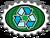 Badge tous au vert