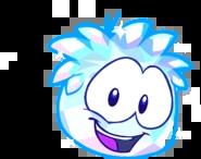Glowing Crystal Puffle