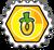 Badge Croque à temps
