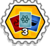 Badge Pro des cartes de pouvoir