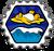 Badge Maxi vrille