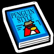 Icone Pingouin Mode