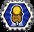 Badge Grotte au trésor 3