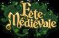 Logo Fete médievale 2020