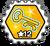 Badge Puzzle de l'extrême