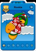 Rookie carte