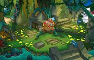 Fête pirate forêt