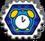 Badge chronohuitre