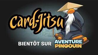 Aventure Pingouin Fête du Card-Jitsu !