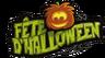 Fête d'Halloween - Logo