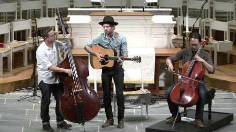 Members of the Avett Brothers Play Benefit for UNC Music Education Program