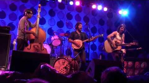 Me And God - The Avett Brothers - The Crossroads, Kansas City MO - 8 15 09