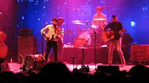 Open-Ended Life - The Avett Brothers - 10-17-2010 - Charlottesville, VA