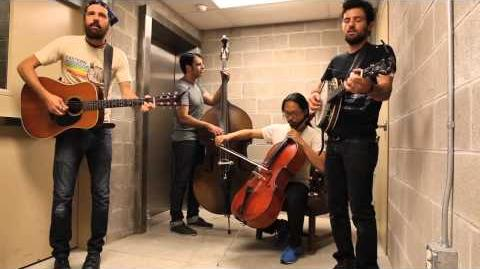 Never Been Alive - The Avett Brothers - Video by Crackerfarm