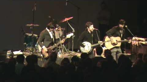 Tales of Coming News (starts at 1-15) — The Avett Brothers — Riverview Church Holt Michigan 11.23.08
