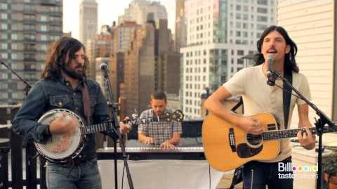 """""""Live And Die"""" (Live Session + Interview)"""