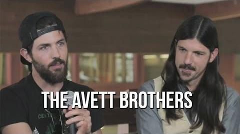 Mountain Jam 2014 - The Avett Brothers interview