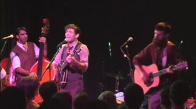 """Backwards With Time"" — The Avett Brothers — 6 June 2008 — The Vogue — Indianapolis, IN"