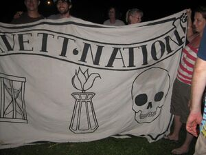 Avett Nation banner