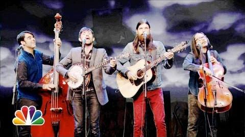 The Avett Brothers Sing Heavy Metal