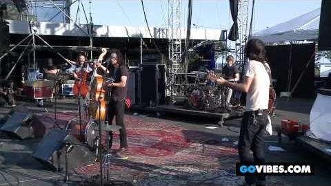 """Pretty Girl From Here"" (Instrumental) - The Avett Brothers - Bridgeport, CT — 2012"