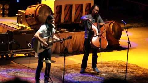 """Avett Brothers """"A Gift for Melody Anne info Complainte D'vn Matelot Mourant """" Red Rocks 07.05.13"""