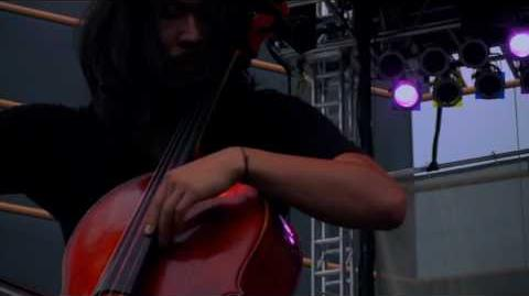"The Avett Brothers LIVE @ Forecastle Festival 2009-Joe Kwon's cello solo on ""Salina"" at Forecastle Festival 2009"