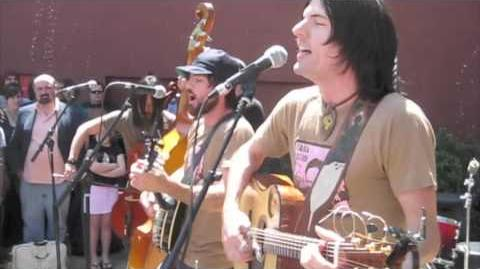 """The Avett Brothers play """"More of You"""" at Grimeys 4-18-2009"""