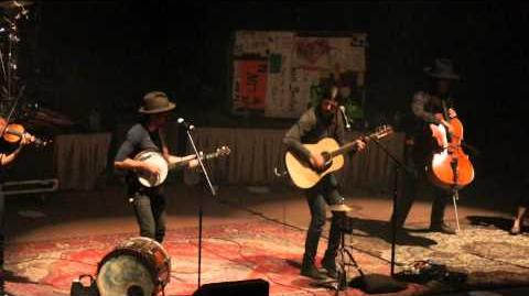 Satan Pulls the Strings - The Avett Brothers - Red Rocks, Morrison, CO - 07-11-2014 (First time played live)