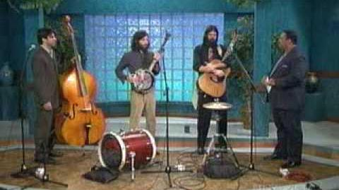 The Avett Brothers on UNC-TV North Carolina Now April 2006