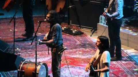 Winter in My Heart - The Avett Brothers - Von Braun Center, Huntsville, AL - 10.27.12