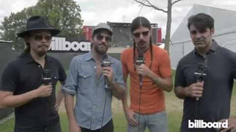 Bonnaroo 2014 - The Avett Brothers Q&A