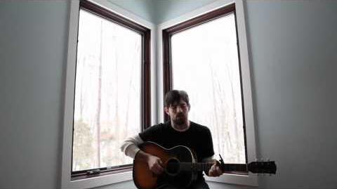 """""""untitled"""" 1 — Scott Avett on guitar — 1 13 11"""